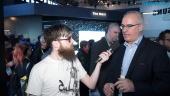 CES19: Samsung The Wall - Wawancara Magnus Nilsson