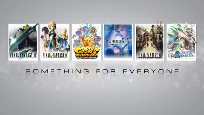 Final Fantasy - Something for Everyone