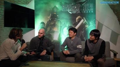 Final Fantasy VII: Remake -  Wawancara Yoshinori Kitase & Naoki Hamaguchi