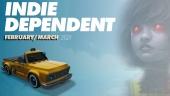 Indie Dependent Februari - Maret 2021