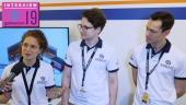 Circuit Superstars - Wawancara Ornella, Carlos, dan Alberto Caroline Mastretta Aguilera