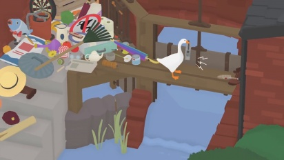 Untitled Goose Game - Pengumuman PS4