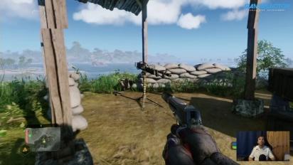 Crysis Remastered - Tayangan Ulang Livestream