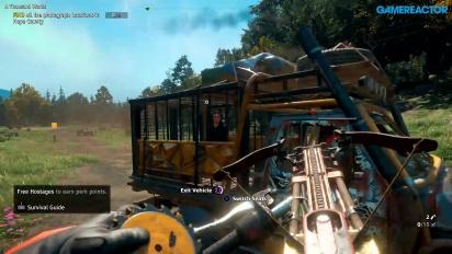 Far Cry: New Dawn - Gameplay Menjelajah Prosperity