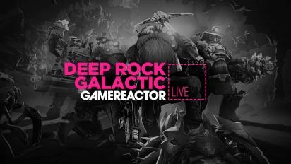 Deep Rock Galactic - Tayangan Ulang Livestream Peluncuran