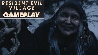 Resident Evil Village - Village Demo Gameplay