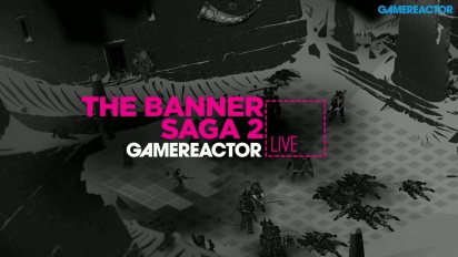 The Banner Saga 2 - Livestream Replay