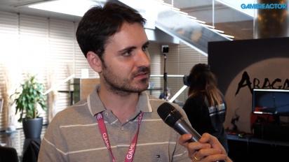 Aragami VR - Wawancara David León Molero