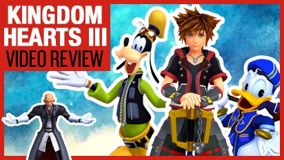 Kingdom Hearts III - Video Review