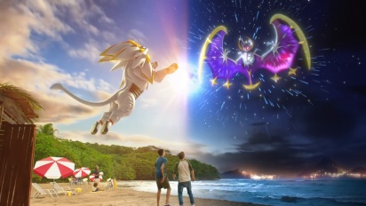 Pokémon Sun/Moon - A World Beyond Trailer