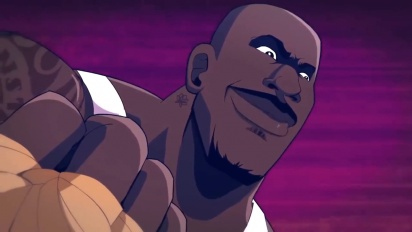 Shaq Fu: A Legend Reborn - Announcement Trailer