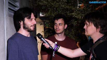 Sable - Wawancara Gregorios Kythreotis dan Daniel Fineberg