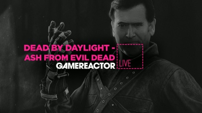 Dead by Daylight (Ash vs The Evil Dead) - Tayangan Ulang Livestream