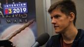Immortal Realms: Vampire Wars - Wawancara Johan Algren