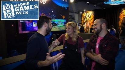 Dreams - Wawancara Pablo López & Abbie Heppe