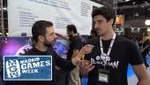 Blackstorm - Wawancara Alejandro Duchini