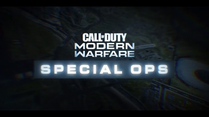Call of Duty: Modern Warfare - Special Ops Trailer