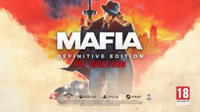Mafia: Definitive Edition - Coming August 28