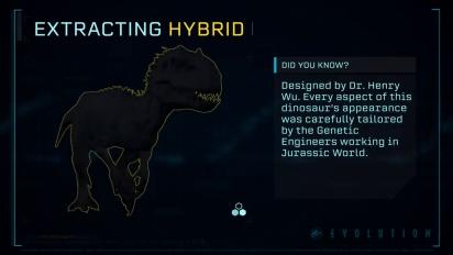 Jurassic World Evolution - Hybrid Profile: Indominus Rex
