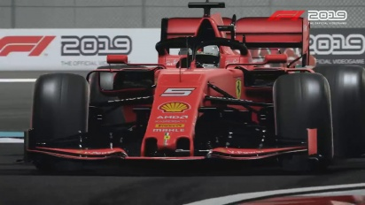 F1 2019 - Anniversary Edition Launch Trailer