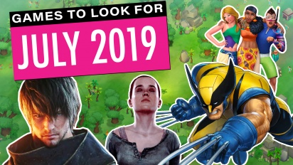 Rekomendasi Game Juli 2019