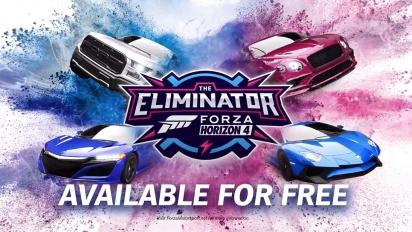 Forza Horizon 4 - The Eliminator Announcement Trailer