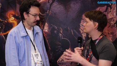 Pathfinder: Kingmaker - Wawancara Alexander Mishulin