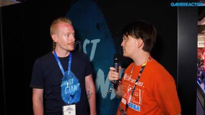 Ghost Giant - Wawancara Olov Redmalm