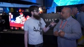 CES19: Sony Master Series 8K - Wawancara Larry Harrison