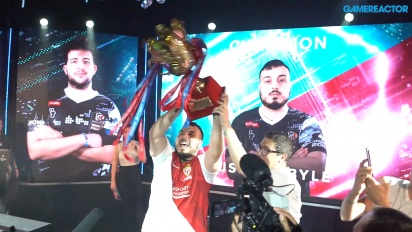 PES League World Finals 2019 - Selebrasi Juara Usmakabyle