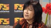 Yoko Shimomura - Wawancara Fun & Serious 2019