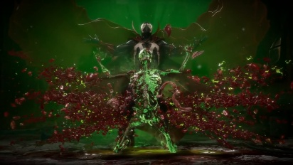 Mortal Kombat 11 - Spawn Gameplay Trailer