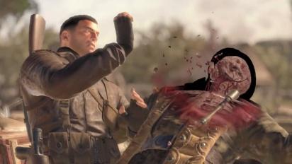 Sniper Elite 4 - Nintendo Switch Launch Trailer