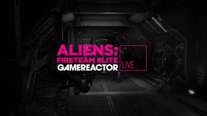 Aliens: Fireteam Elite - Tayangan Ulang Livestream