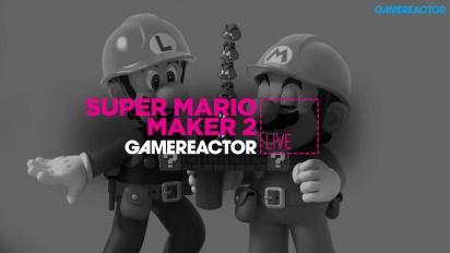Super Mario Maker 2 - Tayangan Ulang Livestream