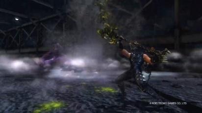 Ninja Gaiden: Master Collection - Action Trailer