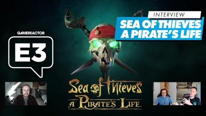 Sea of Thieves: A Pirate's Life - Wawancara Mike Chapman dan Joe Neate