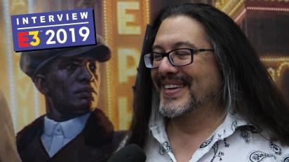 Empire of Sin - Wawancara Alfonso John Romero
