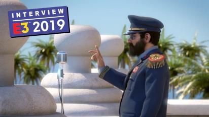 Tropico 6 - Wawancara Mark Mussler