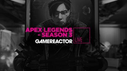 Apex Legends - Season 3: Tayangan Ulang Livestream