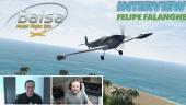 Balsa Model Flight Simulator - Wawancara Felipe Falanghe