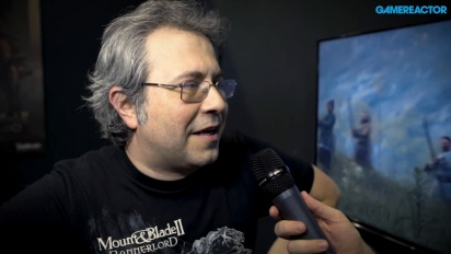 Mount & Blade II: Bannerlord - Wawancara Armağan Yavuz