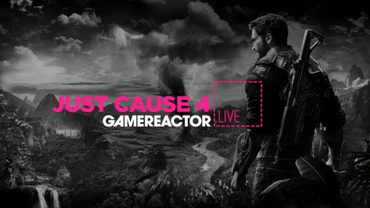 Just Cause 4 - Tayangan Ulang Livestream