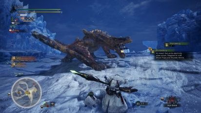 Monster Hunter: World - Iceborne - Wawancara Tigrex Hunt