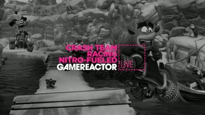Crash Team Racing Nitro-Fueled - Tayangan Ulang Livestream