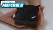 MSI Cubi 5 - Quicklook