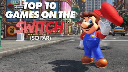 10 Game Terbaik di Generasi Switch (Sejauh Ini)