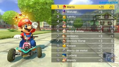 Mario Kart 8 Deluxe - Shine Thief 1080p60 Gameplay