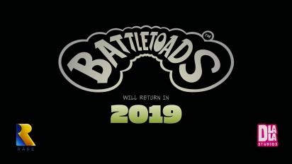 Battletoads - Announce Trailer