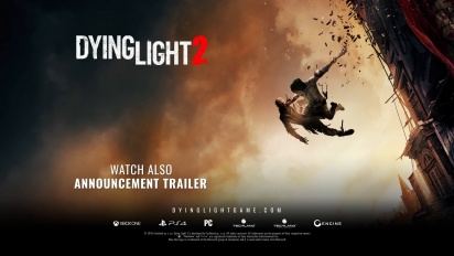 Dying Light 2 - Gameplay Premiere Trailer